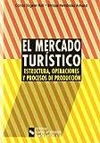 El mercado turístico: Estructura, operaciones y procesos de producción (Libro