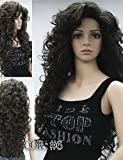 BBDM melena increíble !! larga peluca rizada completa - opciones