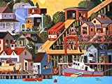 Nob Hill, A 500 Piece Jigsaw Puzzle By Lafayette Puzzle