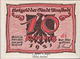 billetes para coleccionistas: alemán Imperio artículo: Notgeld el ciudad Arnstaalemán,