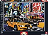 1,500 Piece Puzzle - Times Square by Educa