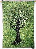 Handicrunch Árbol de la vida tapiz
