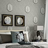 BTJC Decoración casera en estilo chino clásico salón dormitorio TV