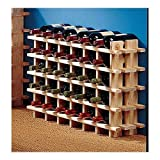 Botellero Madera 36 Unidades Modelo Rioja