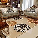 Americana Sala de estar Sofá Moqueta Habitaciones rectangular 200 *