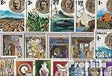 Polonia Polonia-colección Polonia sellos especiales en completo. series 050 (sellos