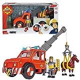 Sam El Bombero - Fireman Sam - Vehículo de Rescate