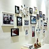 X&L Sala de estar oficina Mediterráneo Oriental foto corporativa pared