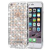 iPhone 6 6s Diamante Caso, KrygerShield® - Casa Ligera Súper
