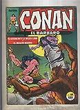 Conan el barbaro volumen 1 primera edicion numero 089