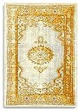 Barefoot - Alfombra persa, de estilo moderno vintage, 170 x