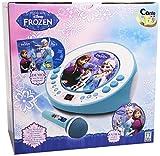 Frozen - Karaoke, canta con CD (importado) (Giochi Preziosi)