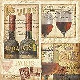 Impresión de Arte Fino en lienzo: French Cellar I by