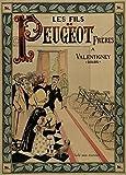 Peugeot Frères Biciclette c1910, Ciclismo Reproducción sobre Calidad 200gsm de
