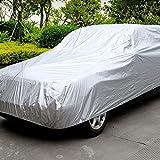 KKmoon Funda Cubierta del coche Protección Calor Solar Interior al
