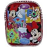 Disney Minnie Mouse Mochila Saco Bolso Escolar Asilo Lonchera para
