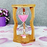 LLL-Regalos minutos temporizador 15/10/5 reloj de arena de reloj de