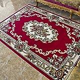 Tinksky étnico alfombra persa estilo alfombra área alfombra para sala