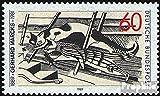 sellos para coleccionistas: RFA (RFA.Alemania) 1410 (completa.edición) nuevo con goma