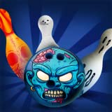 Infinite Bowling Halloween: The scary sport championship Pin League Alley
