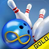 Infinite Bowling: The Sport Championship Pin League Alley - Gold