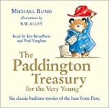 The Paddington Treasury for the Very Young (CD) Cover
