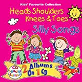 Heads, Shoulders, Knees and Toes (Silly Songs) -