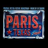 Paris, Texas - Original Motion Picture Soundtrack - Texas Soundtrack/Ry Cooder Paris