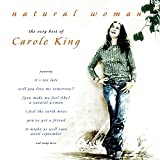 Natural Woman - The Very Best Of Carole King Cover