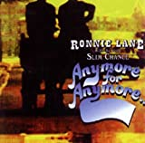 Anymore for Anymore Cover