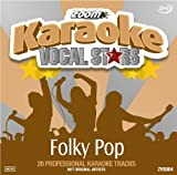 Zoom Karaoke CD+G - Folky Pop - Vocal Stars Karaoke Series ZVS004