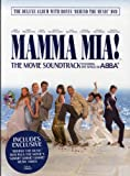 Mamma Mia! The Movie Soundtrack (Deluxe Packaging including A5 Hardback Book) Cover