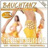 Bauchtanz - Zauber der Bewegung - Best of Belly Dance - Musik zum Mittanzen CD 1 Modern CD 2 Traditionell Bauchtanzen