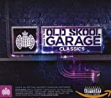 Back 2 The Old Skool Garage Classics Cover