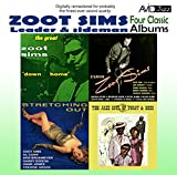 Four Classic Albums [Stretching Out / Starring Zoot Sims / Down Home / The Jazz Soul Of Porgy And Bess] Cover