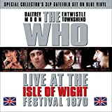 Live At The Isle Of Wight Festival 1970 (3LP Mod Logo Blue Vinyl Gatefold Edition) [VINYL]