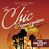 The Chic Organization - Up All Night (The Greatest Hits) Cover