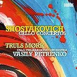 Shostakovich: Cello Concertos Nos. 1 & 2 [Truls Mørk, Vasily Petrenko] [Ondine: ODE 1218-2]