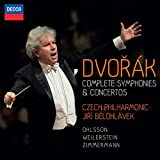Dvork: Complete Symphonies & Concertos