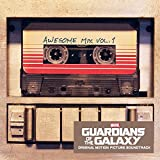 Guardians of the Galaxy: Awesome Mix 1 Cover