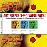 Art Pepper 3-In-1 Value Pack (3-LP Bundle, colored vinyl, includes download cards) [VINYL]