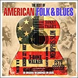 The Best of American Folk & Blues [3CD Box Set]