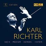 Karl Richter Edition [Ursula Buckel; Hertha Töpper; John van Kesteren; Kieth Engen; Ernst Haefliger; Karl Richter ] [Profil: PH16010]
