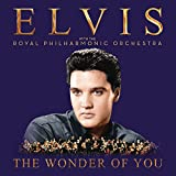 The Wonder Of You: Elvis Presley With The Royal Philharmonic Orchestra Cover