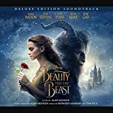 Beauty and the Beast: Original Motion Picture Soundtrack Cover