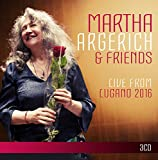 Martha Argerich & Friends: Live from Lugano Festival 2016 - Martha Argerich
