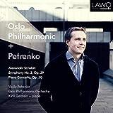 Scriabin:Symphony No. 2, Op. 29; Piano Concerto, Op. 20