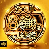 80S Soul Jams - Ministry Of Sound - Various