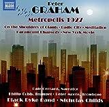 Peter Graham: Metropolis 1927 [Black Dyke Band, Philip Cobb, Peter Moore, Stephen Cobb; Nicholas Childs] [Naxos: 8573968]