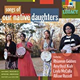 Songs Of Our Native Daughters Cover